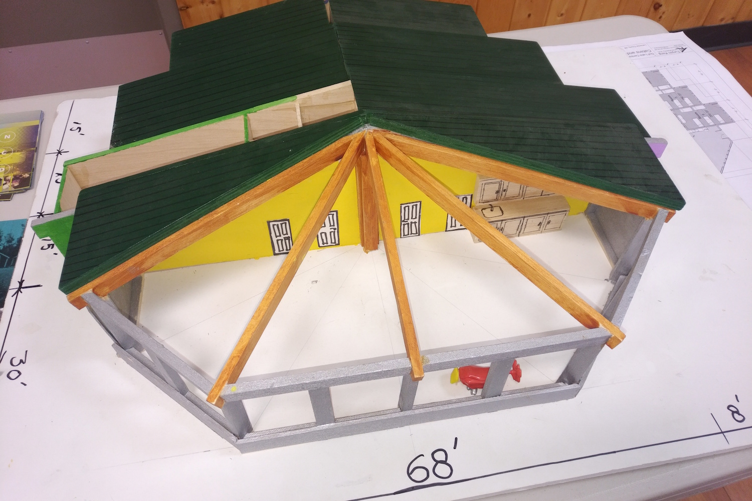 Gull lake - Prototype of Future Build at Gull Lake Baptist Centre