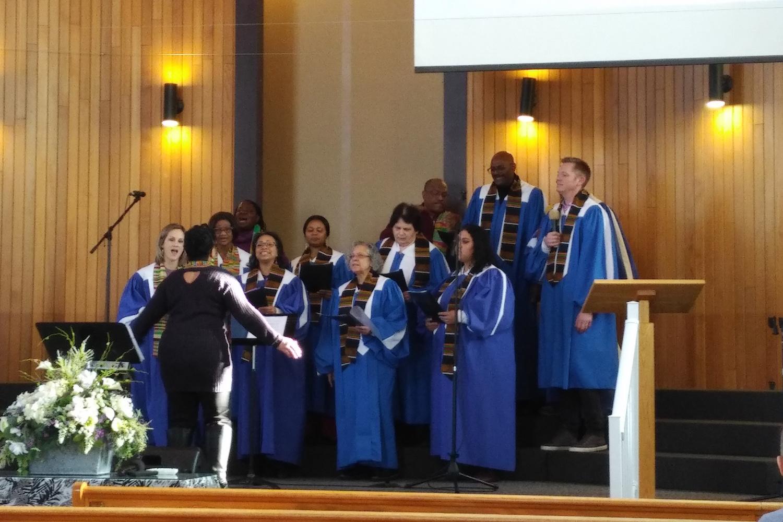 Shiloh Baptist Choir